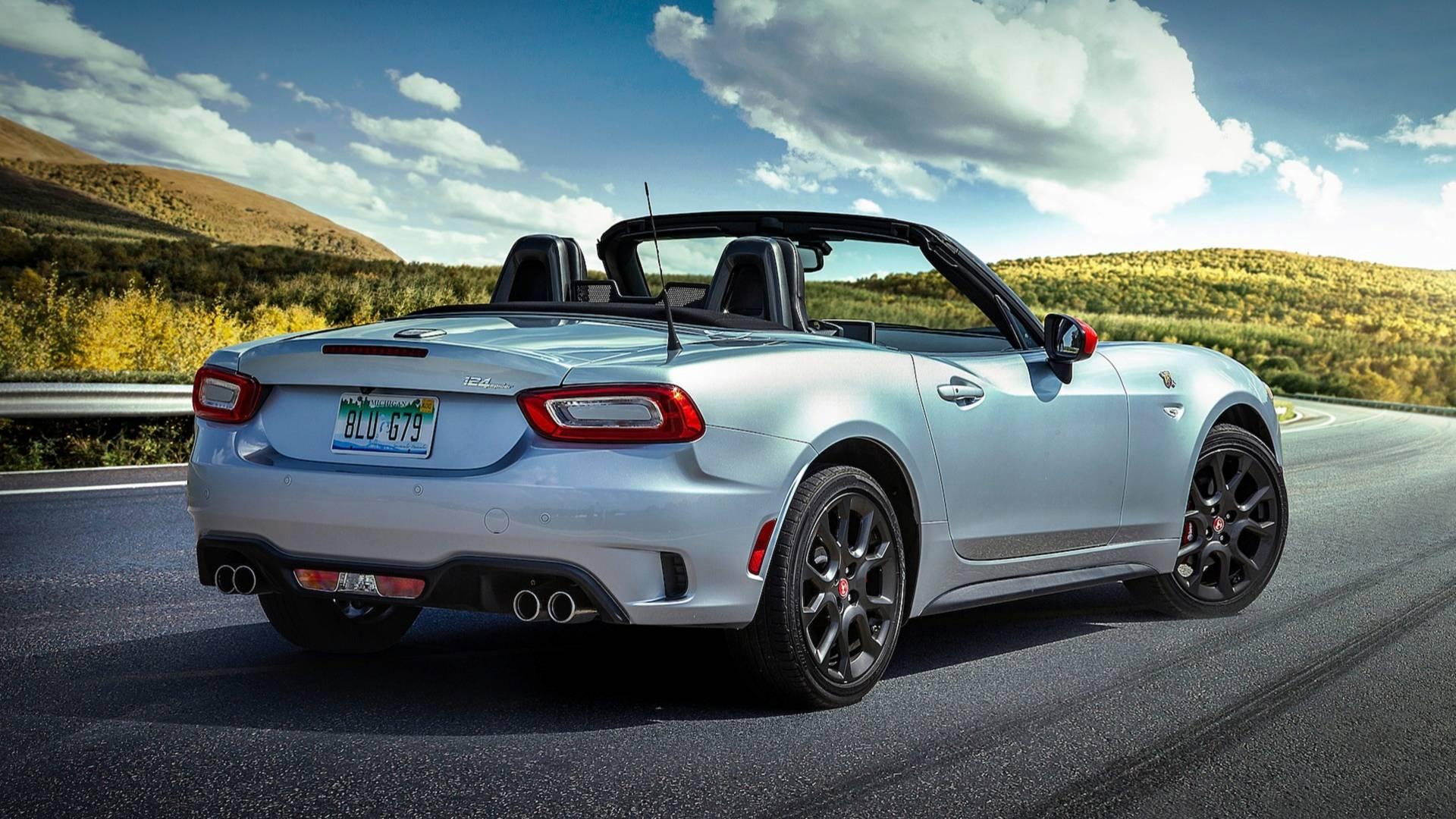 Fiat похоронит свой последний спорткар 1