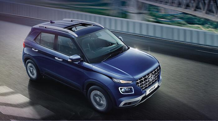 Дешевый кроссовер Hyundai Venue пользуется ажиотажным спросом 1