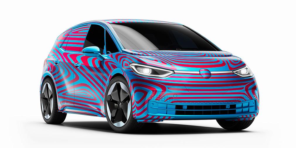 Volkswagen рассказал о своем новом электрокаре 1