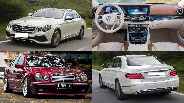 «Глазастый» Mercedes-Benz в современном представлении дизайнеров 1