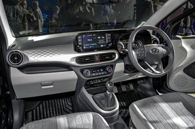 Недорогой хэтчбек Hyundai Grand i10 сменил поколение 2