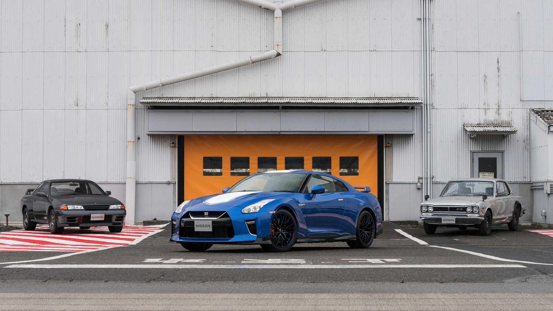 Nissan GT-R лишили шанса на скорое обновление 1