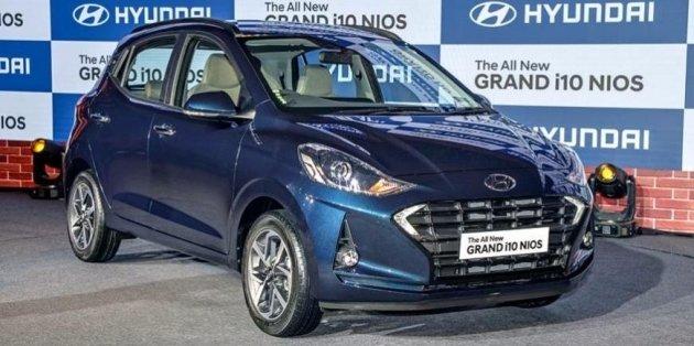 Недорогой хэтчбек Hyundai Grand i10 сменил поколение 1
