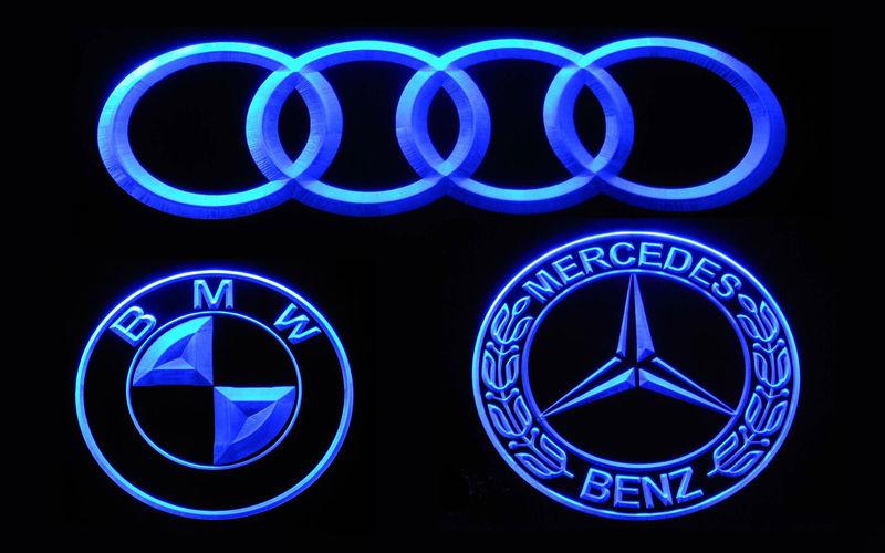 Audi, BMW и Mercedes-Benz объединятся 1