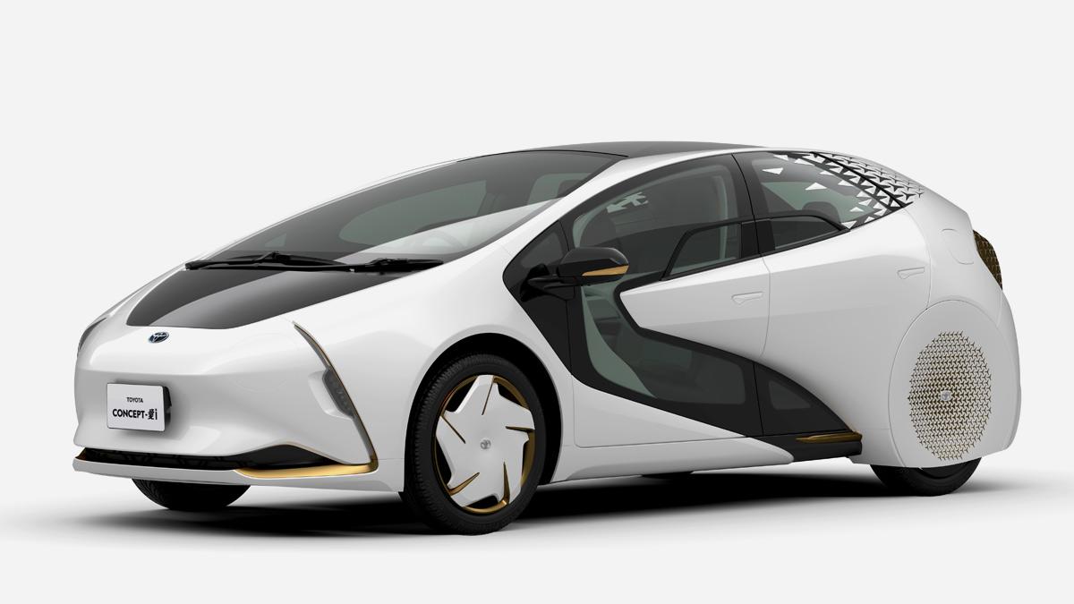 Старым концептам Toyota нашли применение 1