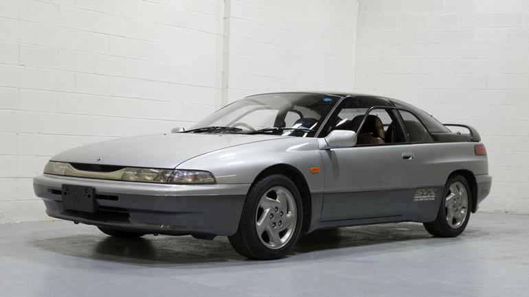 Редкую Subaru SWX продают за 10 тысяч долларов 2