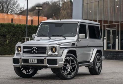 Старый Mercedes G-class без пробега продают за привлекательную цену 1