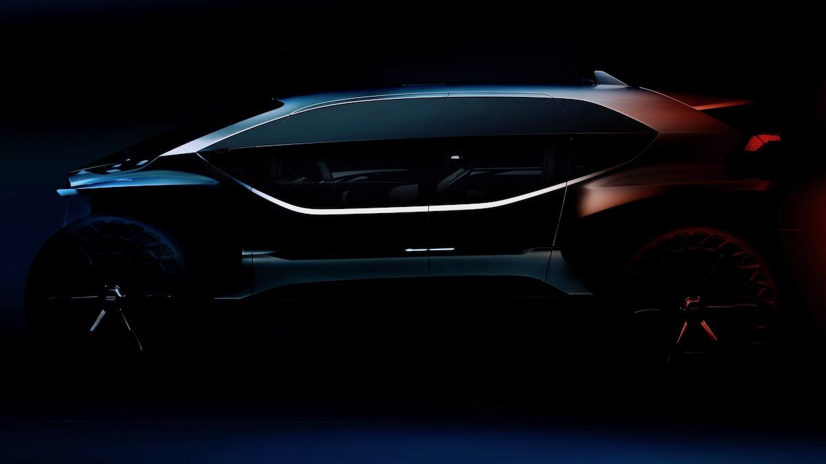 Audi готовит крутой электрический внедорожник 1