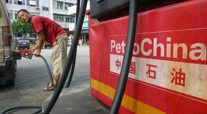 Китай задумал эксперимент с бензиновыми автомобилями 1