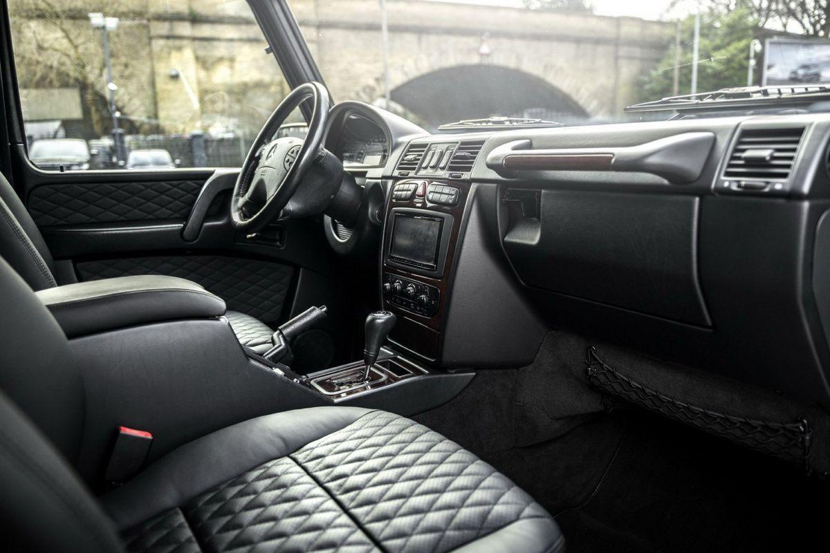 Старый Mercedes G-class без пробега продают за привлекательную цену 3