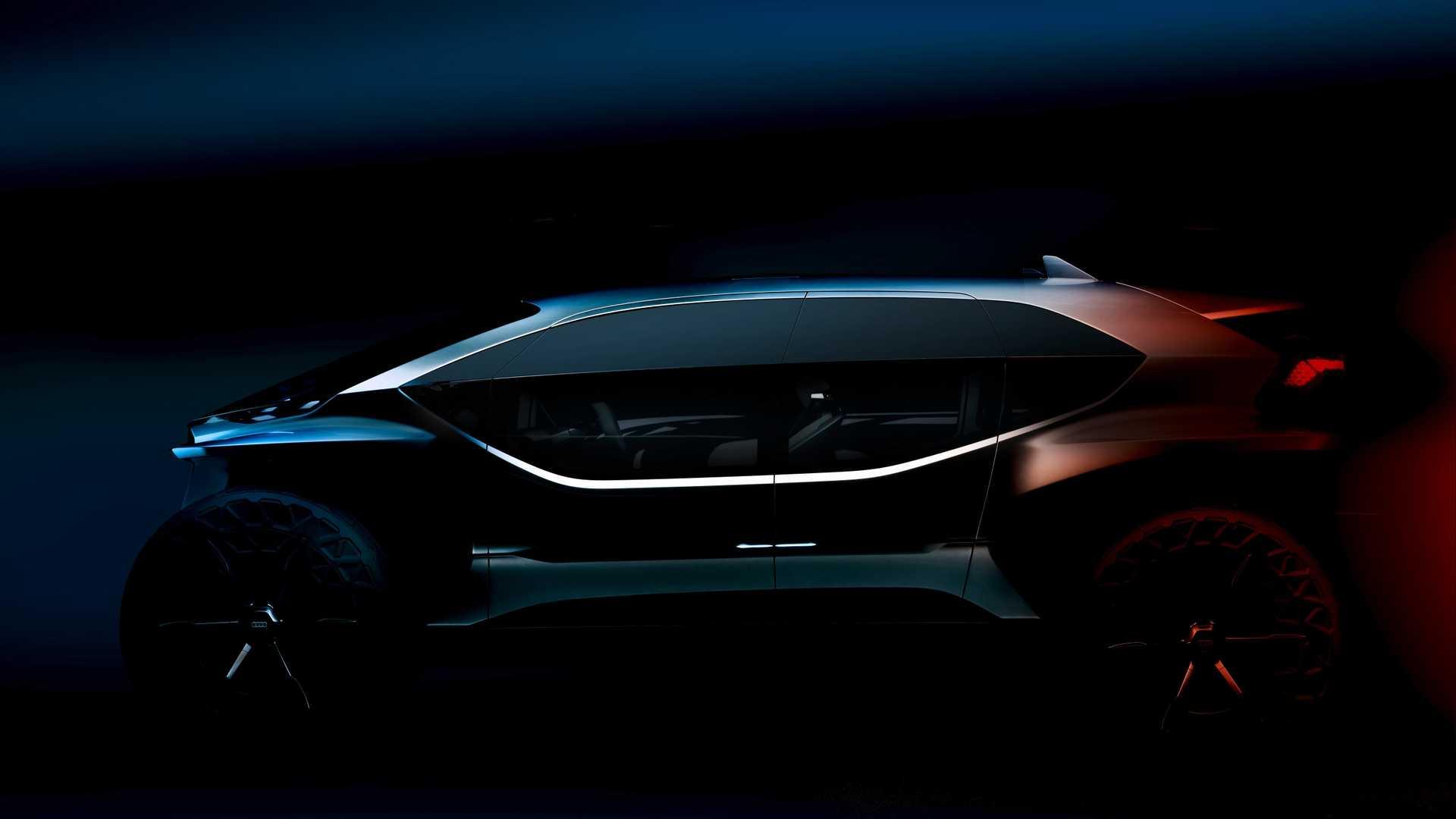 Audi пообещала создать беспилотник для бездорожья 1