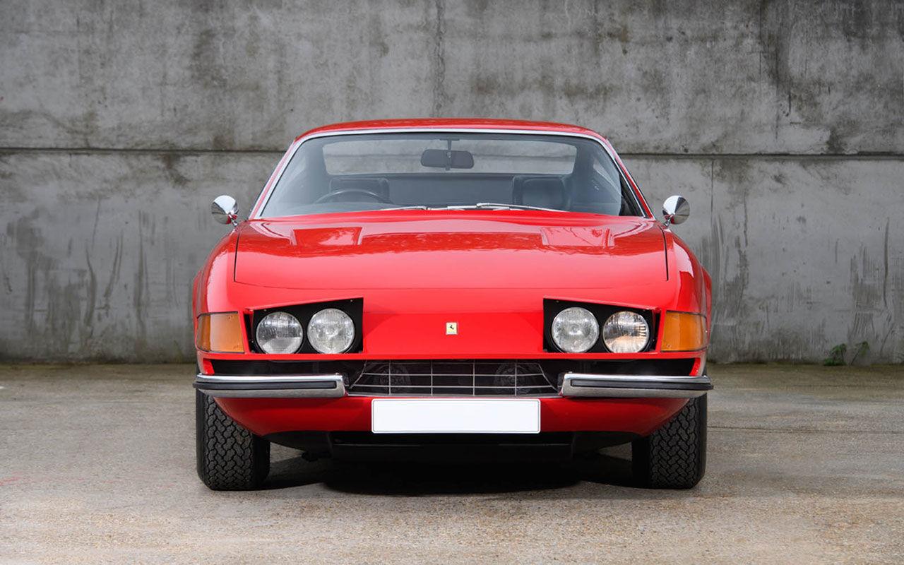 Продается первый Ferrari Элтона Джона. Торг уместен 1
