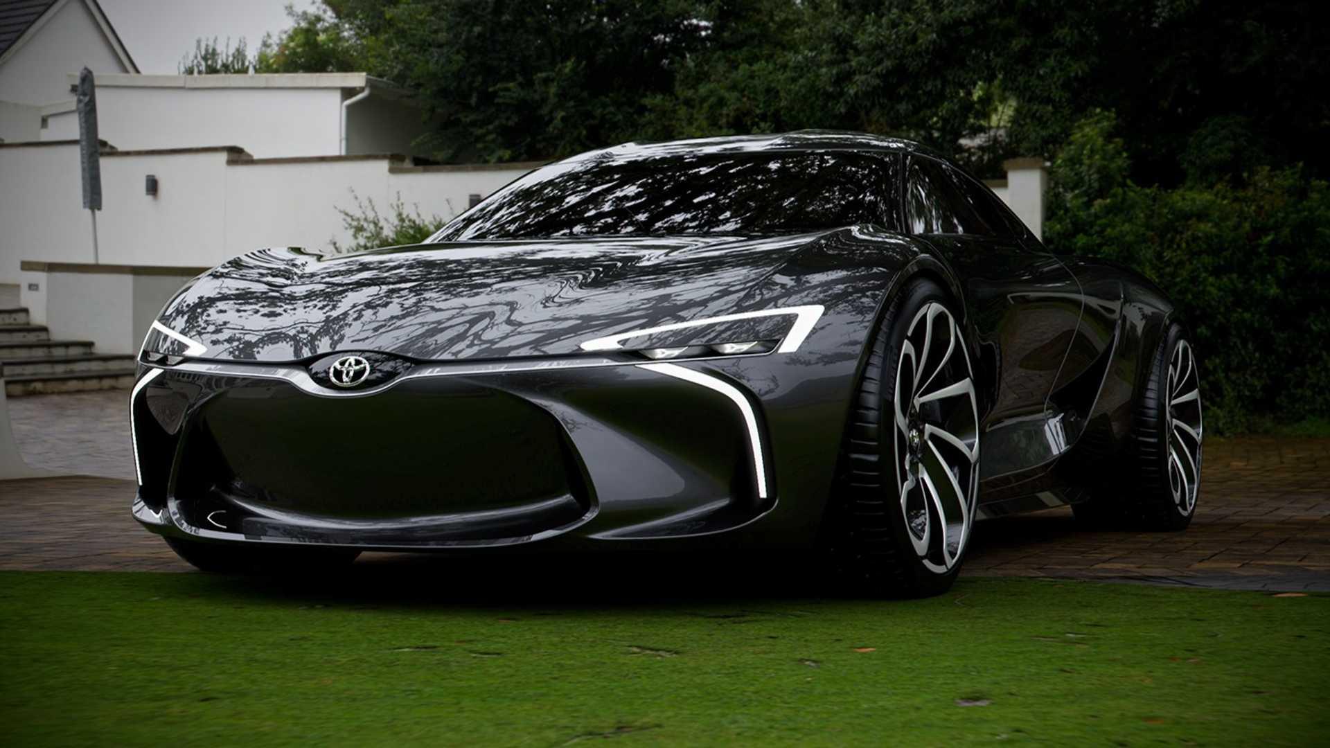 Toyota может возродить купе MR2 благодаря Porsche 1