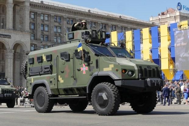 Два украинских производителя бронетехники выходят на внешний рынок 1