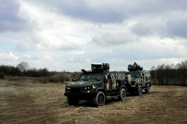 Два украинских производителя бронетехники выходят на внешний рынок 2
