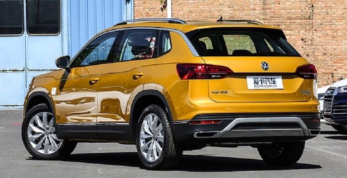 Новый Volkswagen Tayron установил рекорд продаж 1