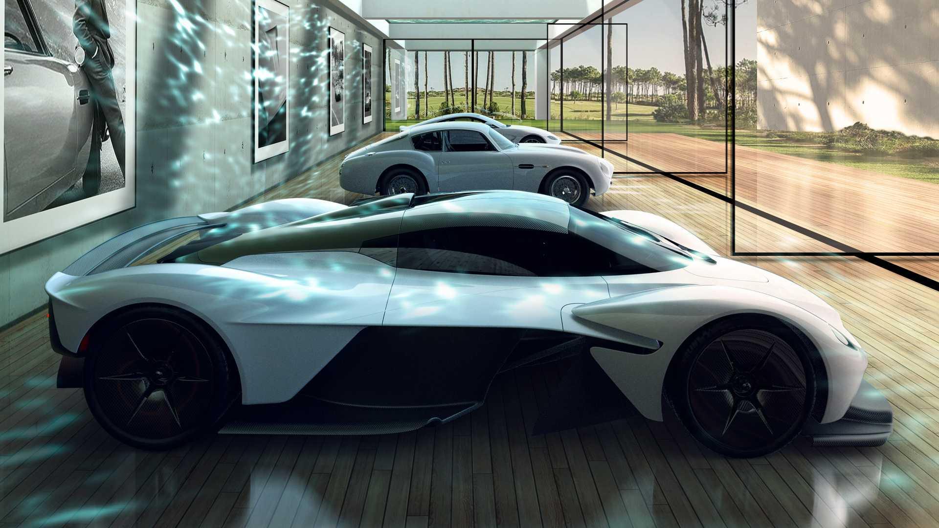 Aston Martin займётся строительством гаражей 2