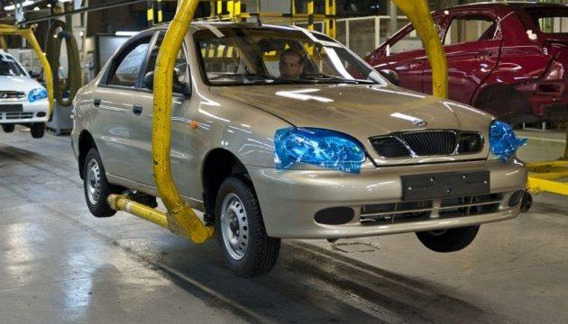 Украинских депутатов хотят пересадить на отечественные автомобили 1