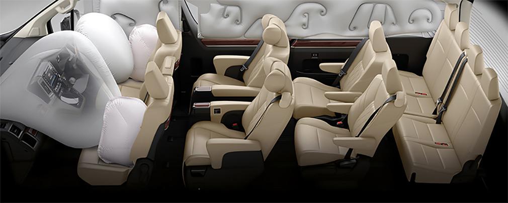 Toyota представила роскошный минивэн 3