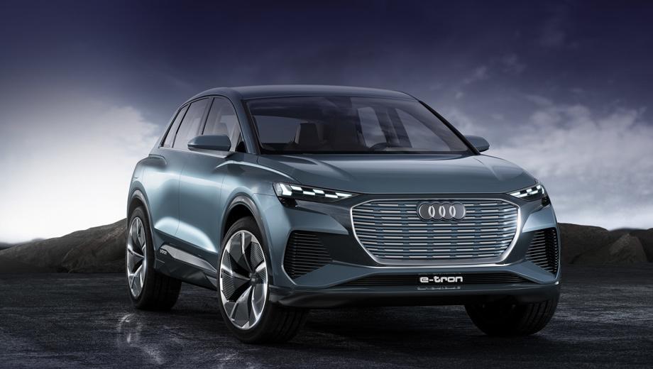 Покупатели Audi Q4 e-tron получат полную свободу выбора 1