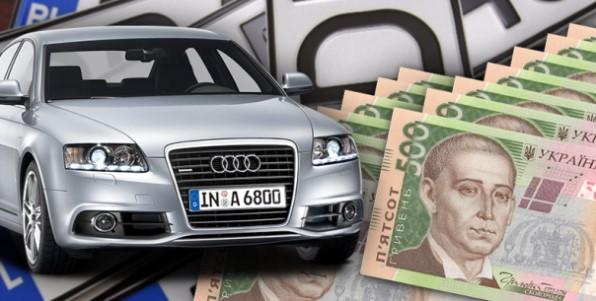 Полиции разрешили штрафовать «евробляхеров» на месте остановки авто 1