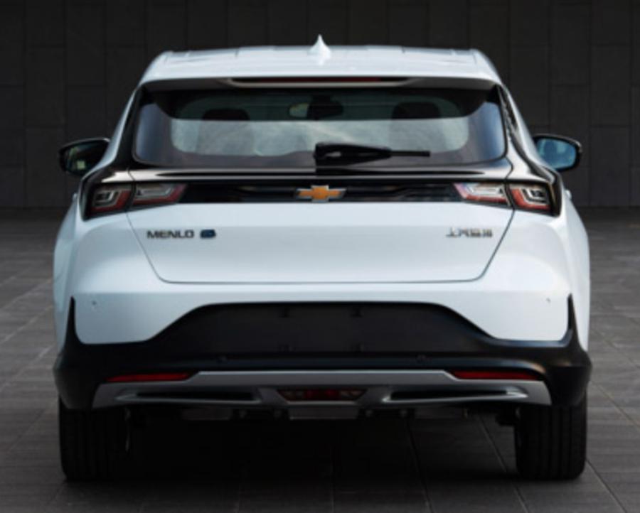 Chevrolet расширяет линейку для китайского рынка 1