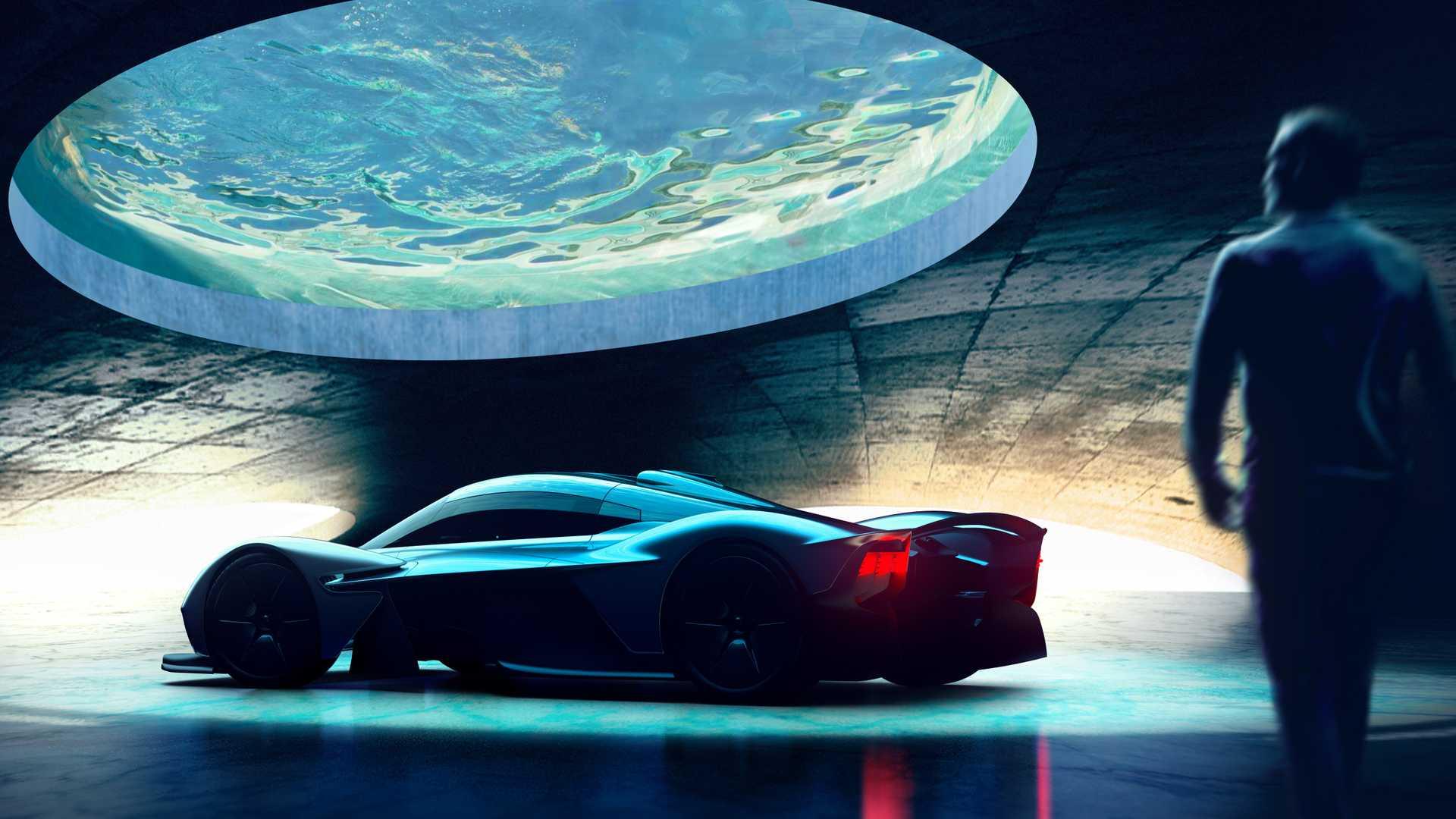 Aston Martin займётся строительством гаражей 1