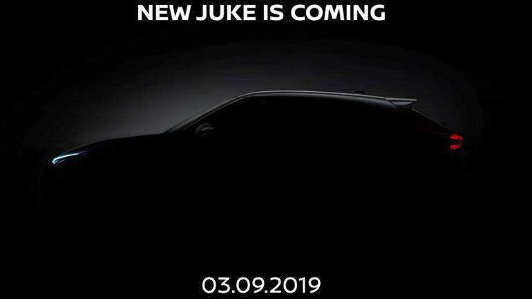 Nissan опубликовал очередной тизер нового Nissan Juke 1
