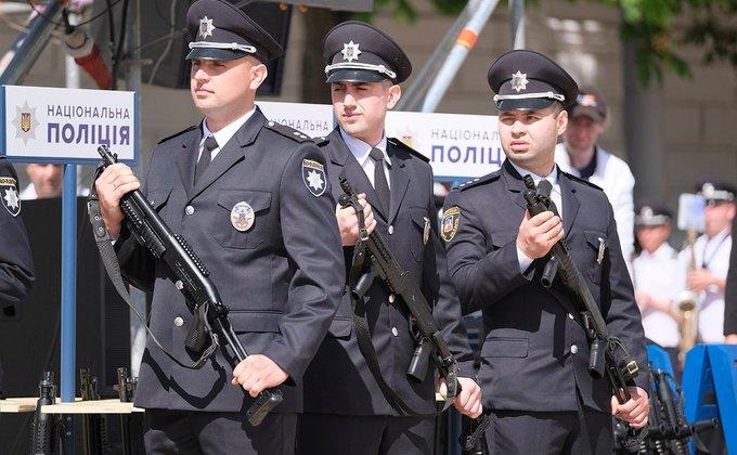Князев: каждому полицейскому офицеру громады по автомобилю 1