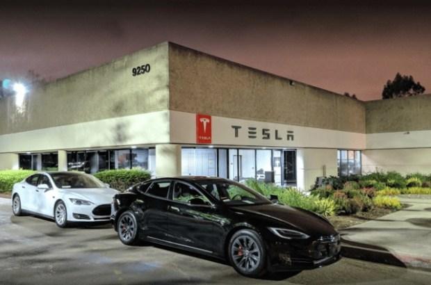 Официальный сервис Tesla может появиться на Марсе раньше, чем в Украине 1