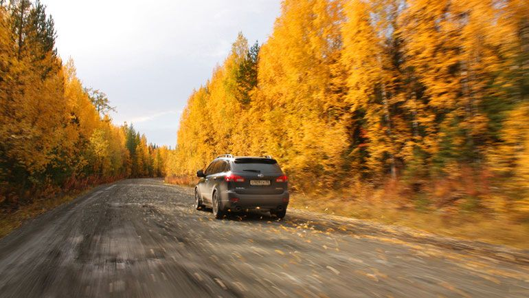 Четыре важных действия при подготовке автомобиля к осени 1