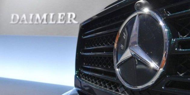 Daimler может получить огромный штраф из-за Mercedes-Benz 1