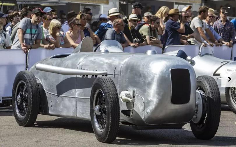 Mercedes-Benz покажет на выставке спорткар 1932 года по прозвищу «огурец» 1