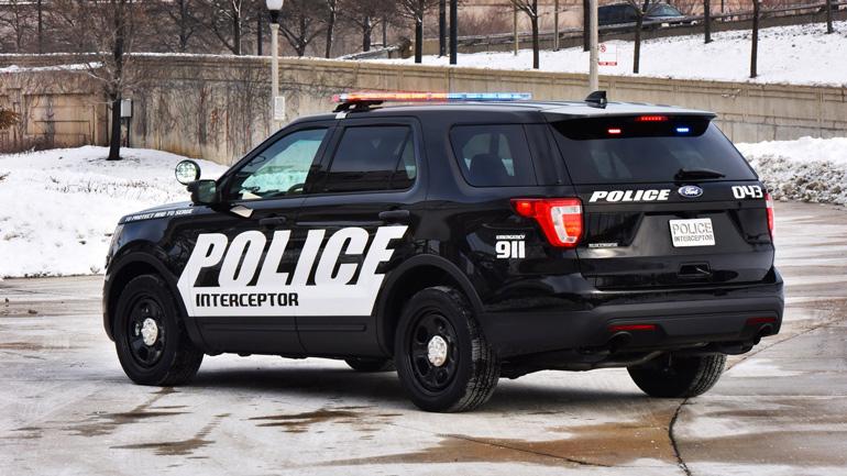 Автомобили Ford убивают американских полицейских 1
