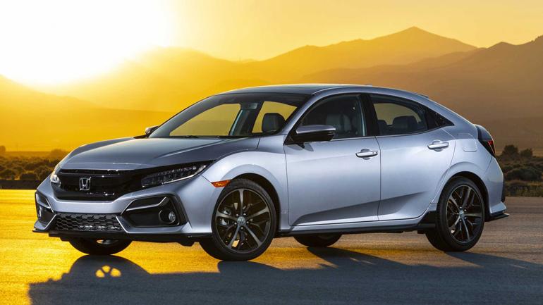 Honda обновила Civic 1