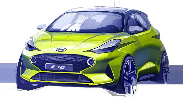 Hyundai покажет новый электрокар во Франкфурте 1
