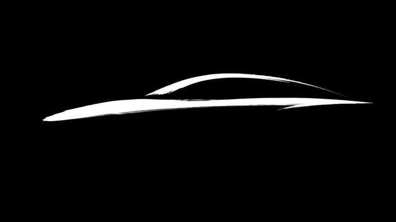Infiniti анонсировала новый купеобразный кроссовер 1