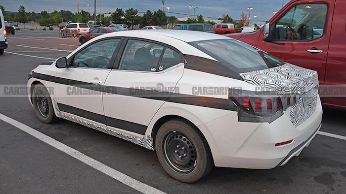 Новый Nissan Sentra 2020 получит механическую коробку передач 1
