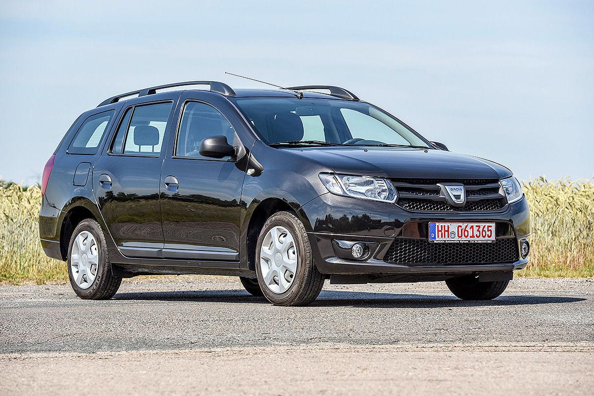 Не поддавайтесь соблазну: тест подержанной Dacia Logan MCV 1