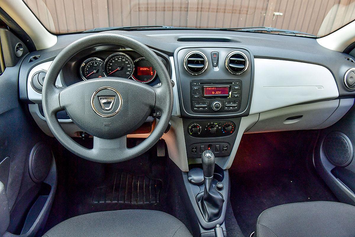 Не поддавайтесь соблазну: тест подержанной Dacia Logan MCV 4