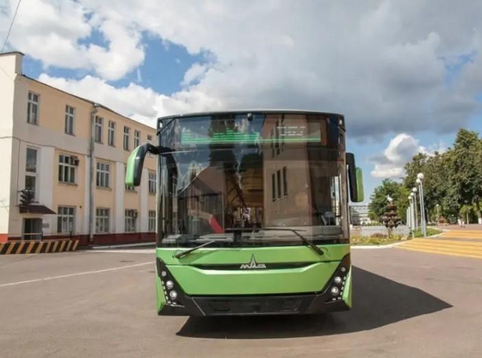 МАЗ показал невероятно крутой автобус 1