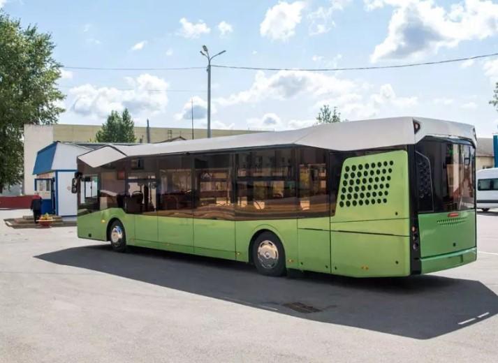 МАЗ показал невероятно крутой автобус 3