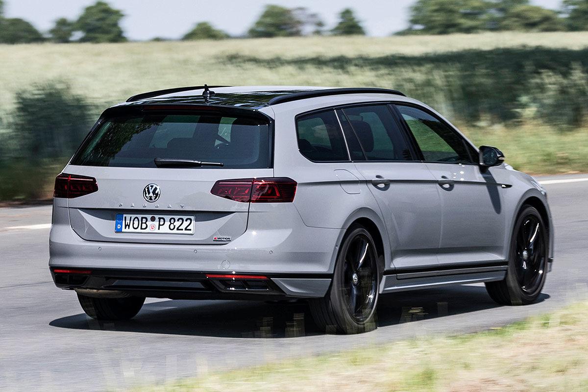 Первый тест Volkswagen Passat R-Line 2
