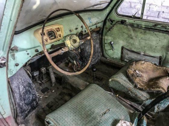 В Украине нашли редкий «Запорожец» 2