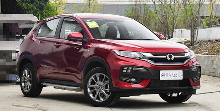 Кроссовер Honda X-NV вышел в продажу 1