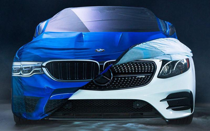 BMW потроллил Mercedes-Benz и получил ответ 1