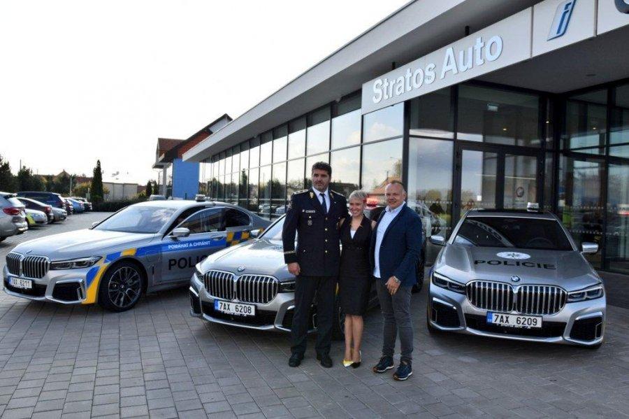 Полицейские пересядут на «семерки» BMW 1