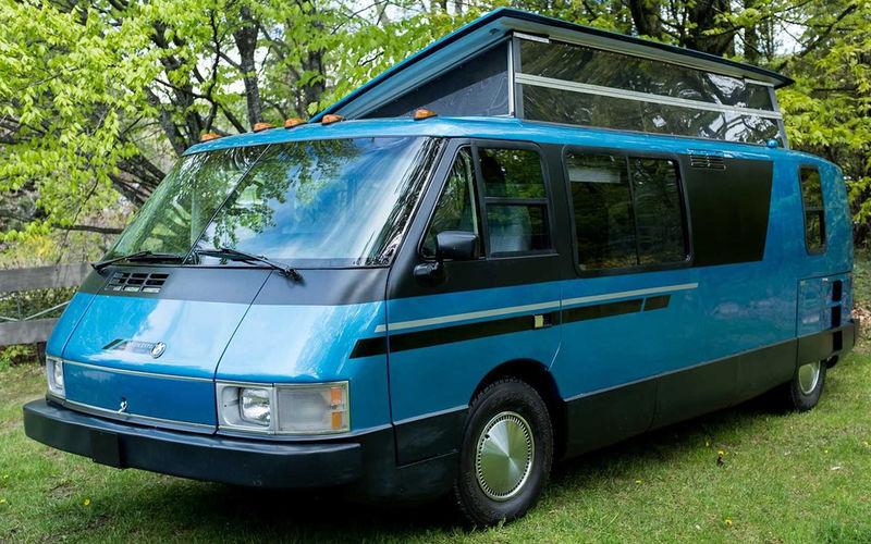 98000 км за 30 лет: уникальный автодом — в продаже 1