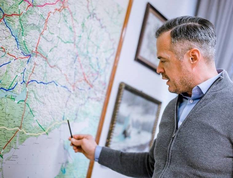 Между Херсоном и Мариуполем планируют восстановить дорожное сообщение 1