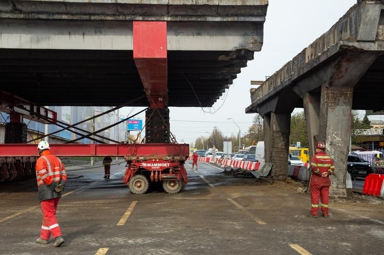 Когда закончат строительство многострадального Шулявского моста 1